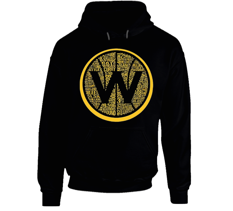 Golden State Basketball Back To Back Champions W Names Dynasty Cool  Hoodie