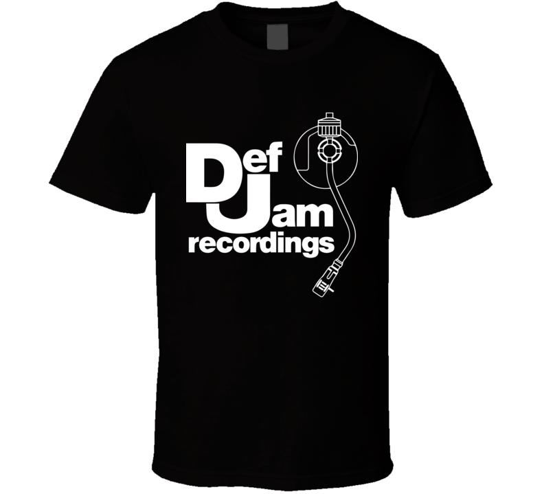 Def Jam T Shirt