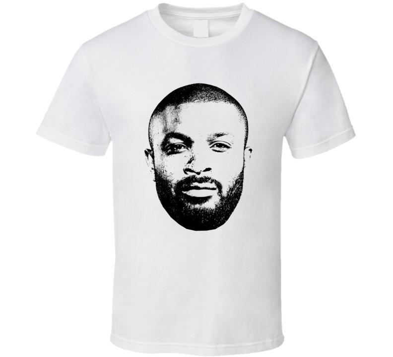 Pj Tucker Big Face Silhouette Houston Basketball Fan T Shirt