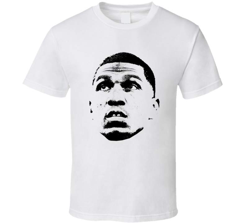 Kevon Looney Big Face Silhouette Golden State Basketball Fan T Shirt