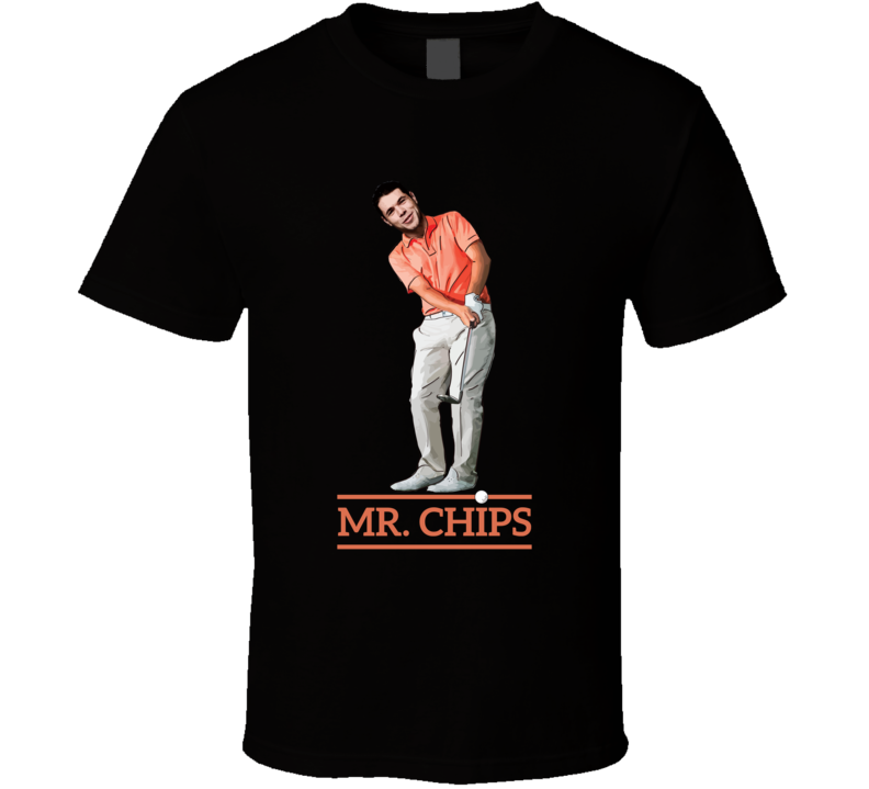 Mr Chips Front T Shirt