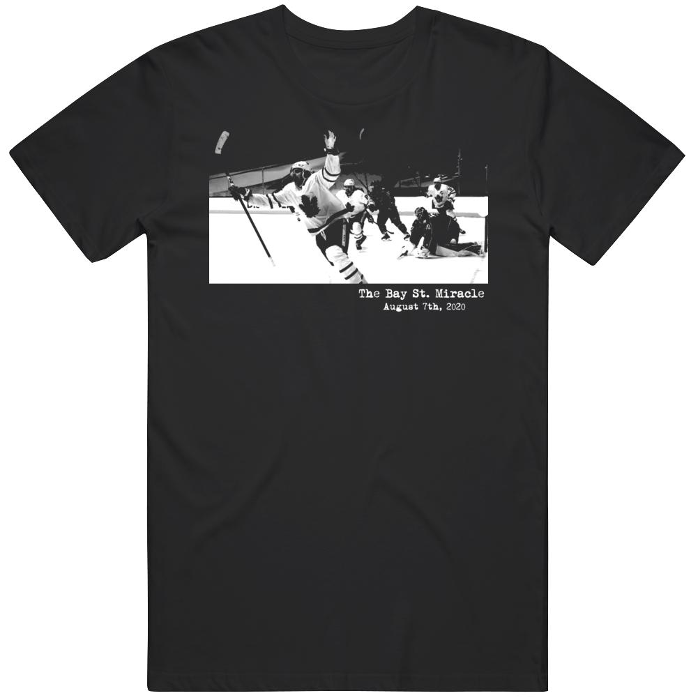 The  Bay St Miracle  Toronto Hockey Fan v2 T Shirt
