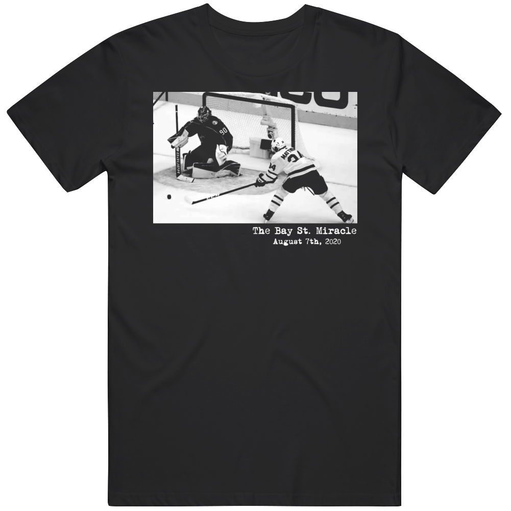 The  Bay St Miracle  Toronto Hockey Fan v4 T Shirt