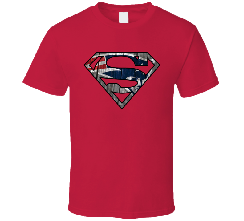 Superman New England Patriots Logo Parody Football Tom Brady Fan T Shirt