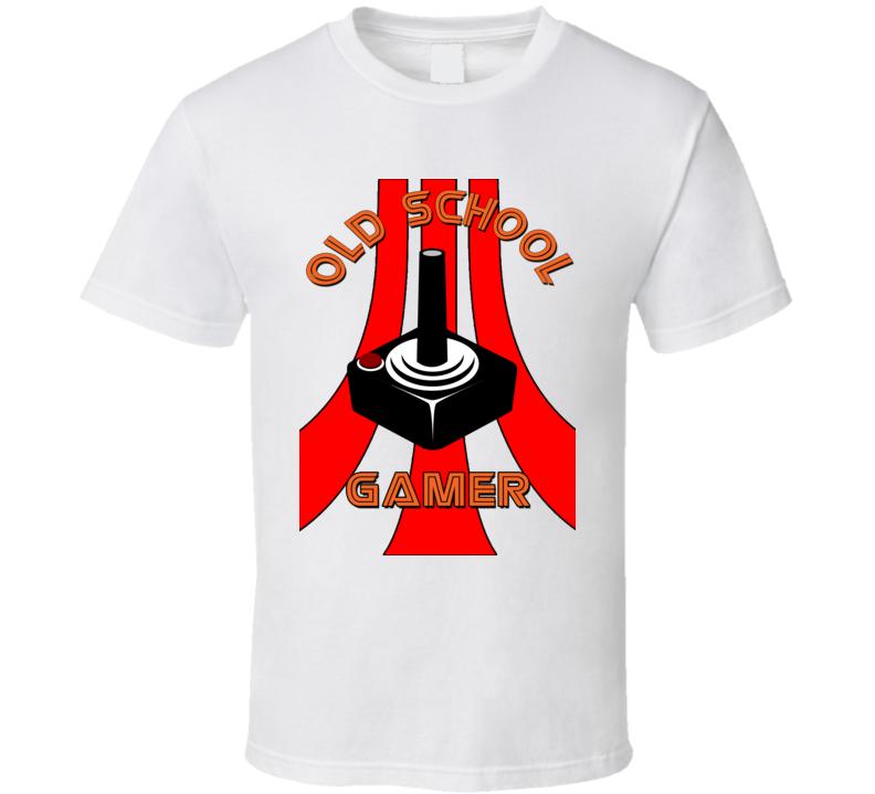 old school gamer T Shirt