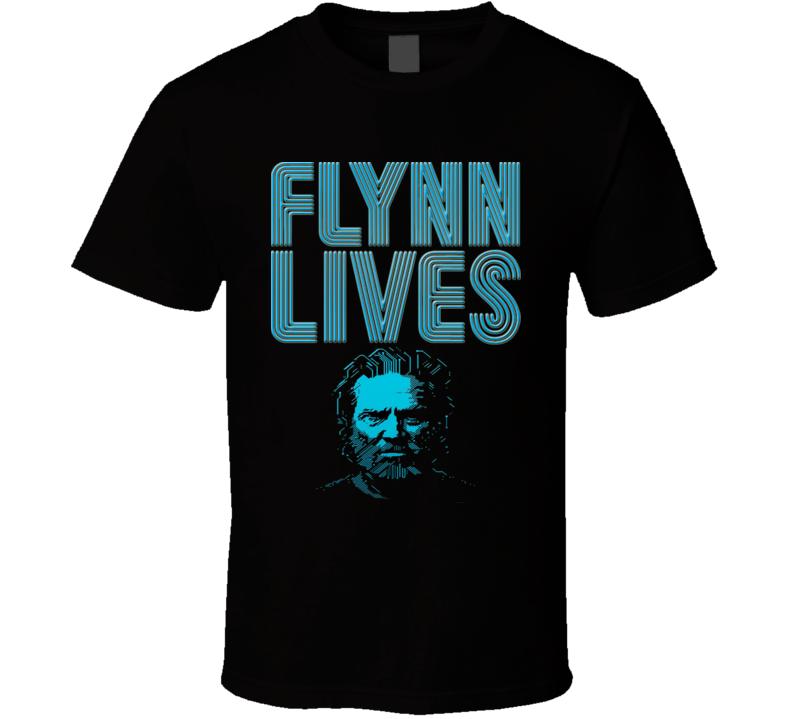 Tron FLYNN lives 2 T Shirt