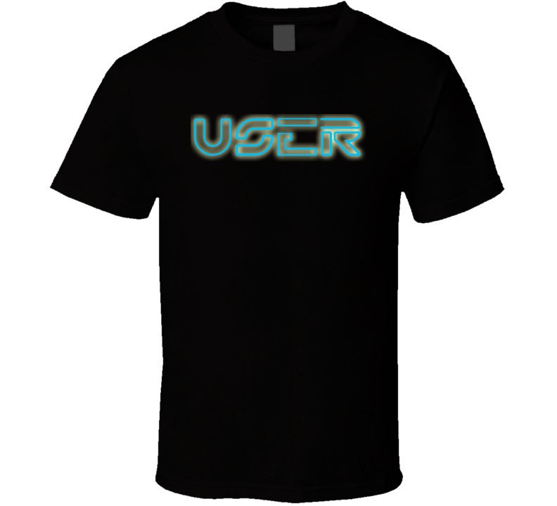 Tron user  T Shirt