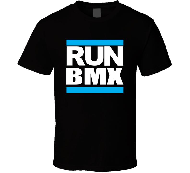Run Bmx T Shirt