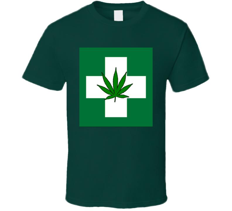 Funny Medical Marijuana T Shirt
