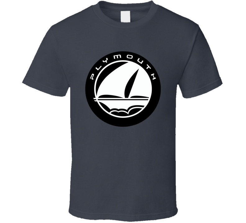 Plymouth Cars light Colors T Shirt