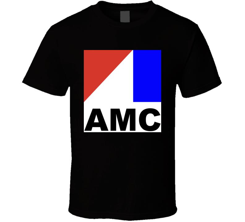 Amc Cars T Shirt