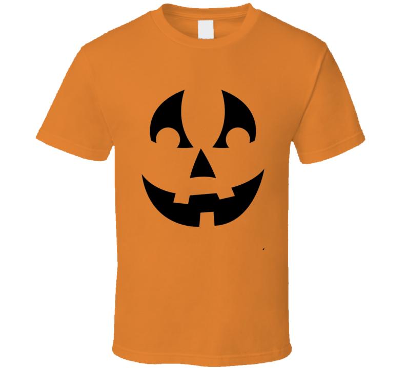 Halloween Pumpkin Shirt 1