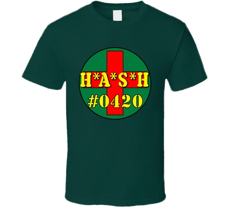 Hash #0420 T Shirt