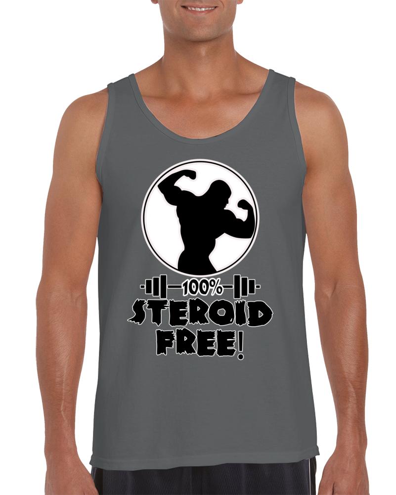 100% Steroid Free Tanktop