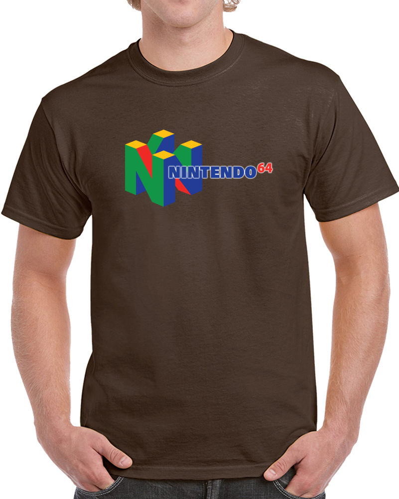 Nintendo 64  T Shirt
