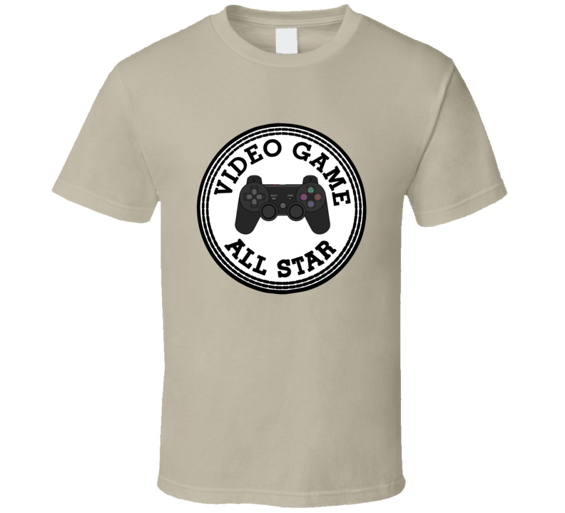 Video Game All Star 2.0 T Shirt
