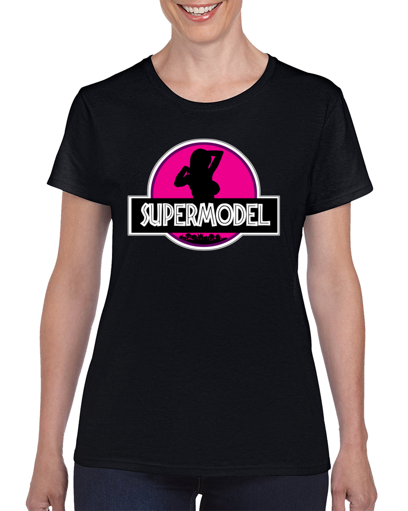 Supermodel  T Shirt