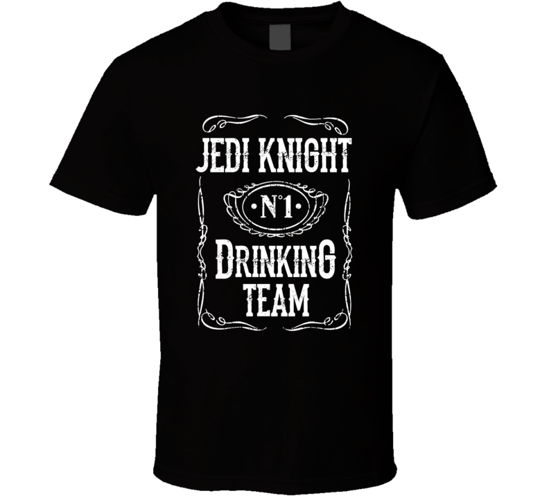 Jedi Knight Drinking Team T Shirt