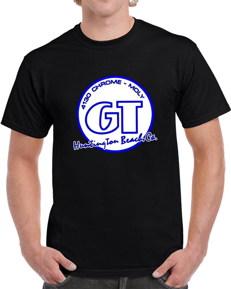 Old School Bmx 1986 Gt  T Shirt