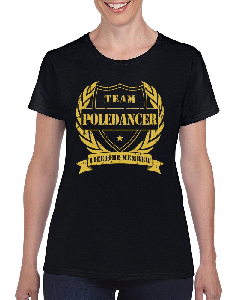 Team Poledancer T Shirt