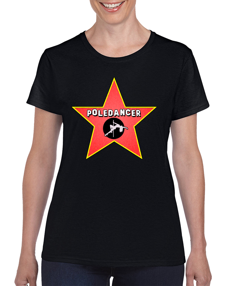Poledancer Star 2.0 T Shirt
