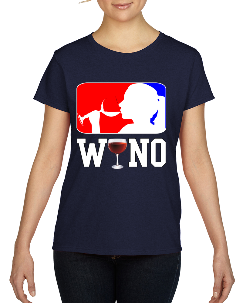 Major League Wino T Shirt
