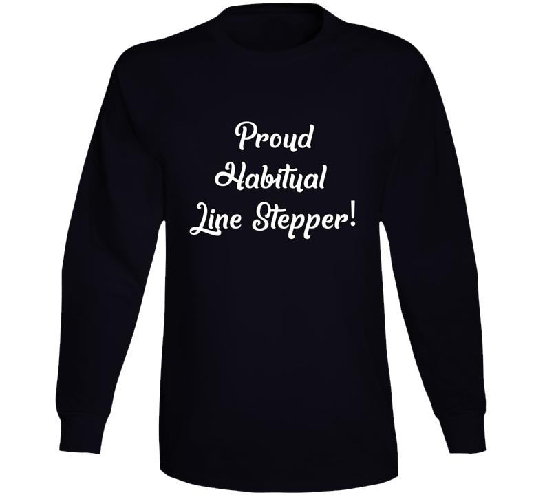 Proud Habitual Line Stepper Long Sleeve