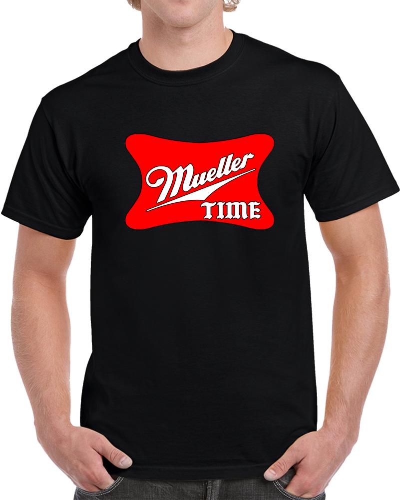 Mueller Time T Shirt