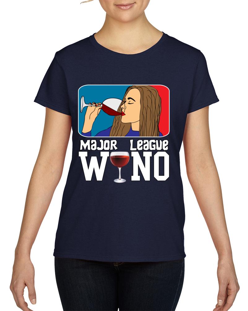 Major League Wino 2.0 T Shirt