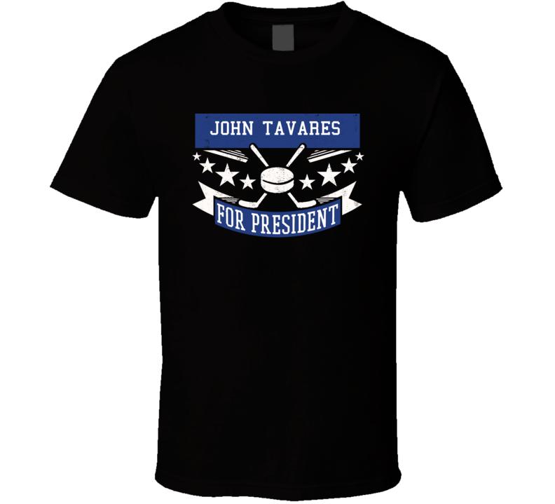 John Tavares For President T Shirt