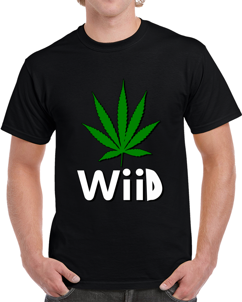 Wiid Marijuana T Shirt