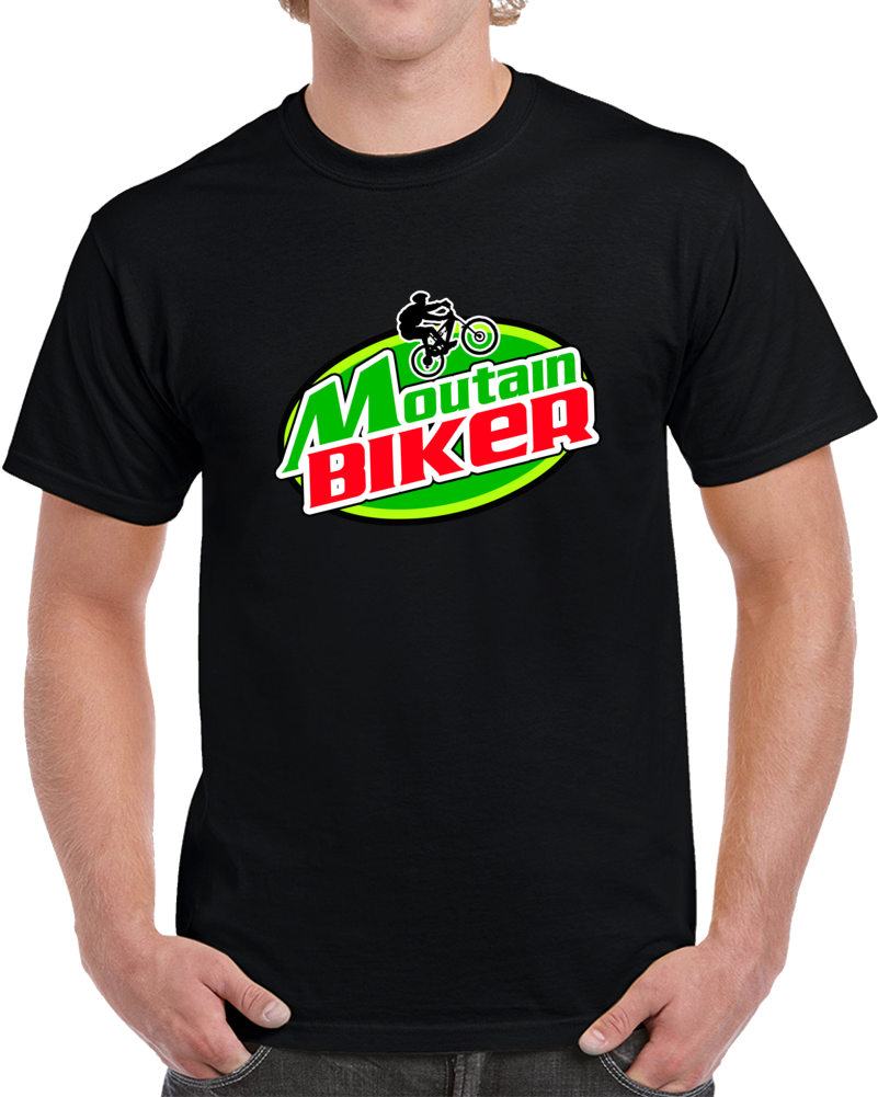 Moutain Biker 1.0 T Shirt
