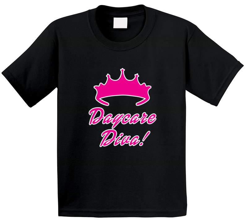 Daycare Diva T Shirt