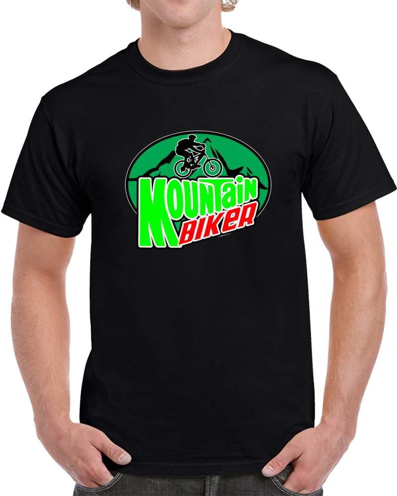 Moutain Biker 2.0  T Shirt