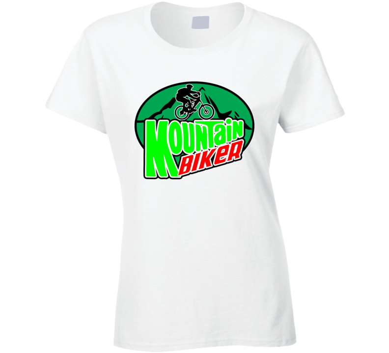 Moutain Biker 2.0 Ladies T Shirt