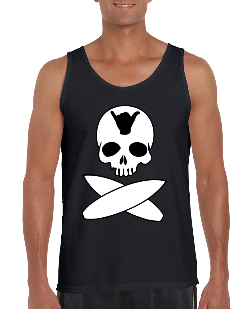 Surf Or Die  Tanktop