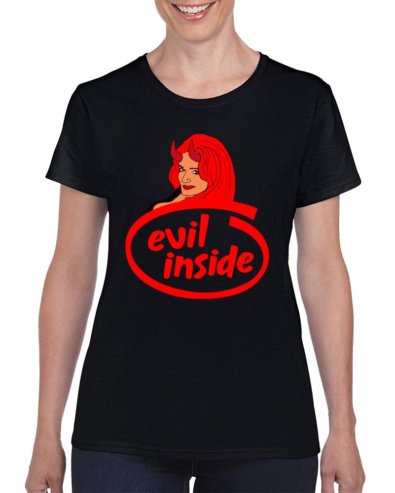 Evil Inside 2.0 T Shirt