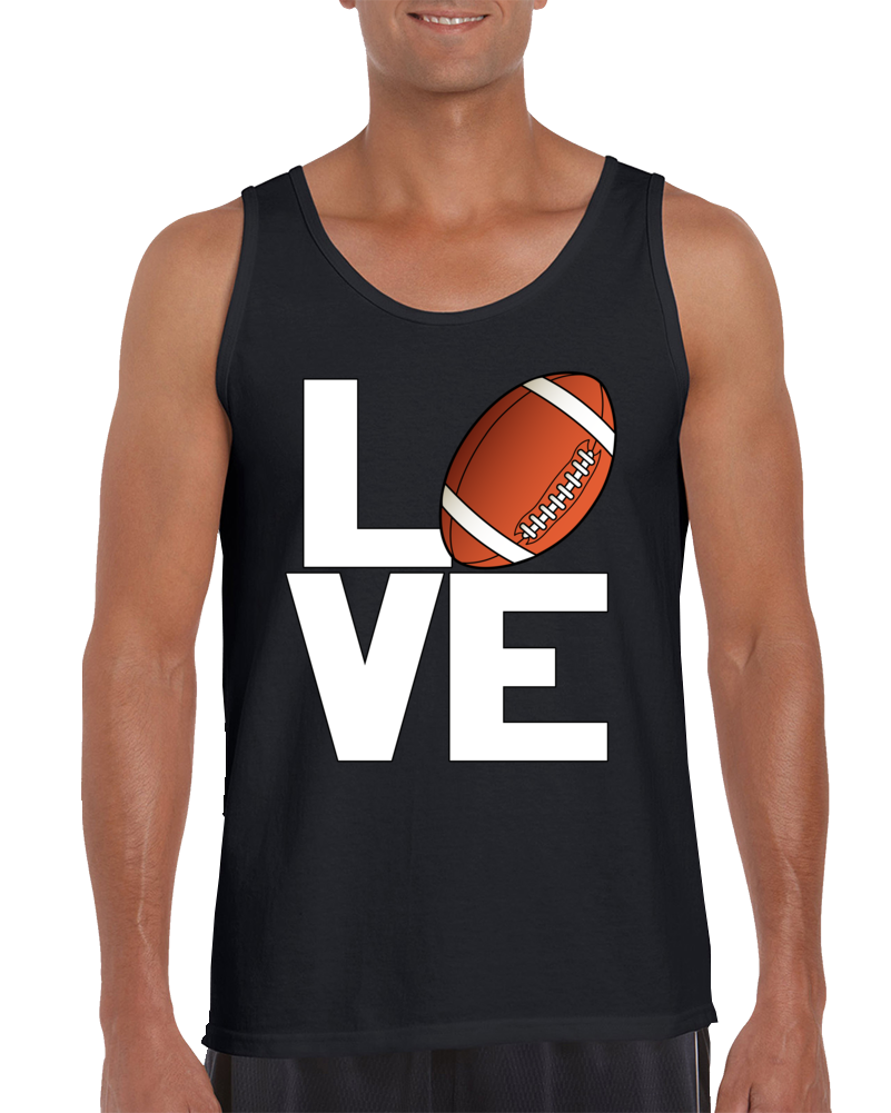 Love Football Tanktop