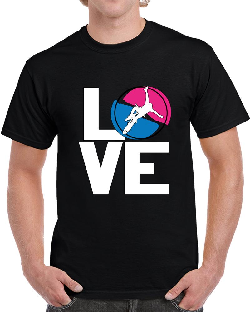 Love Bmx T Shirt