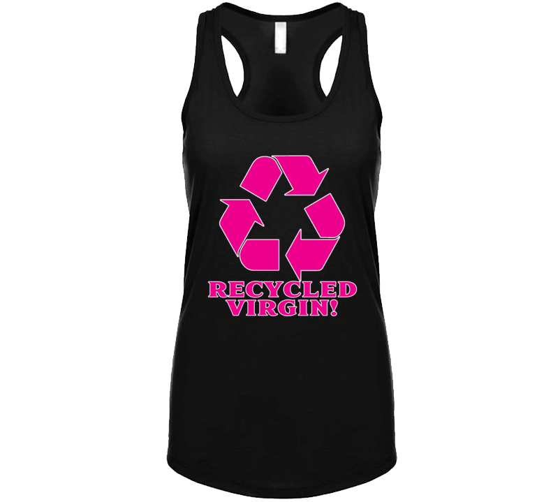 Recycled Virgin Ladies Tank Top