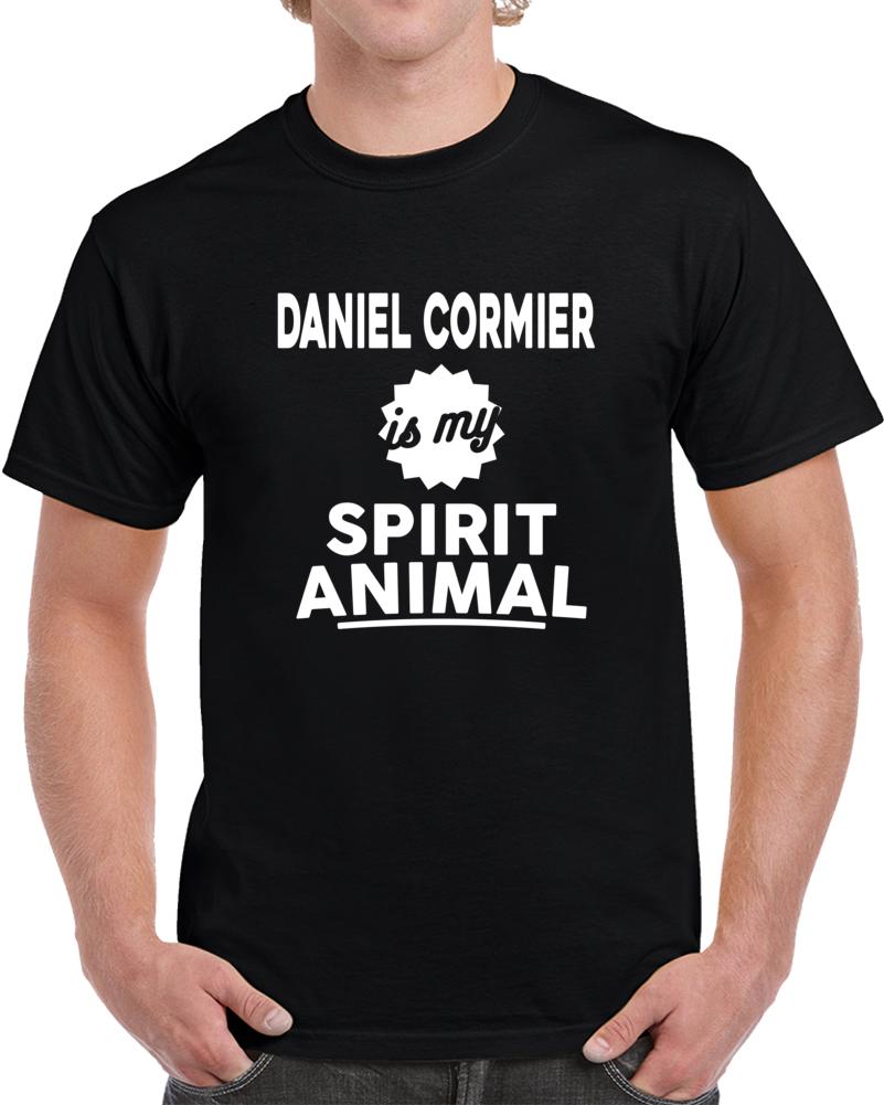 Daniel Cormier  Is My Spirit Animal T Shirt