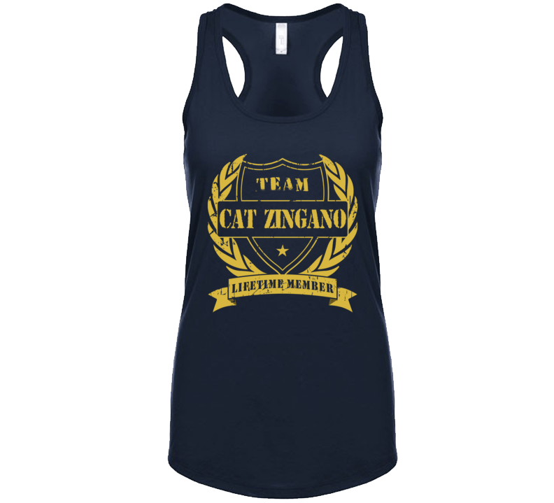 Team Cat Zingano T Shirt