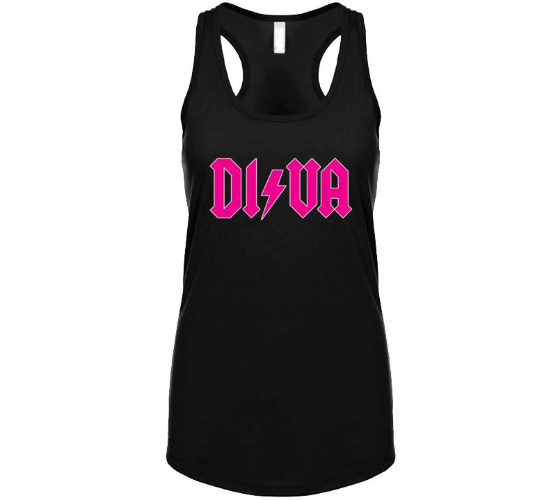 Rock Diva T Shirt