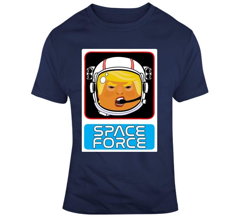 Space Force 3.0 Trump T Shirt