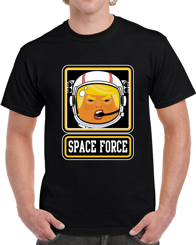 Space Force 4.0 T Shirt