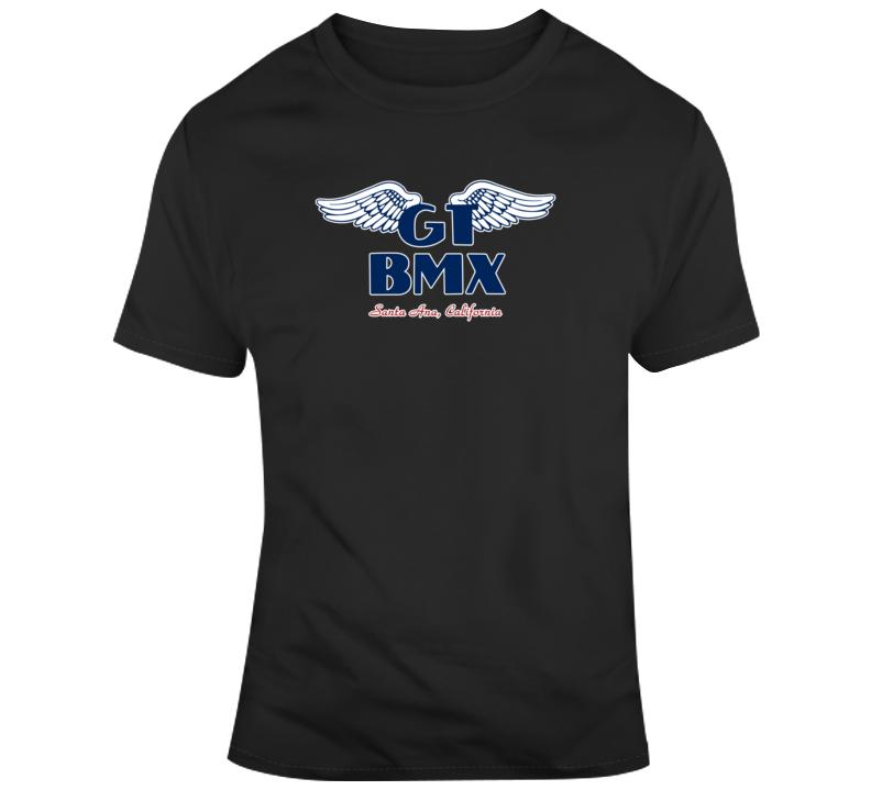 Gt Bmx Wings T Shirt