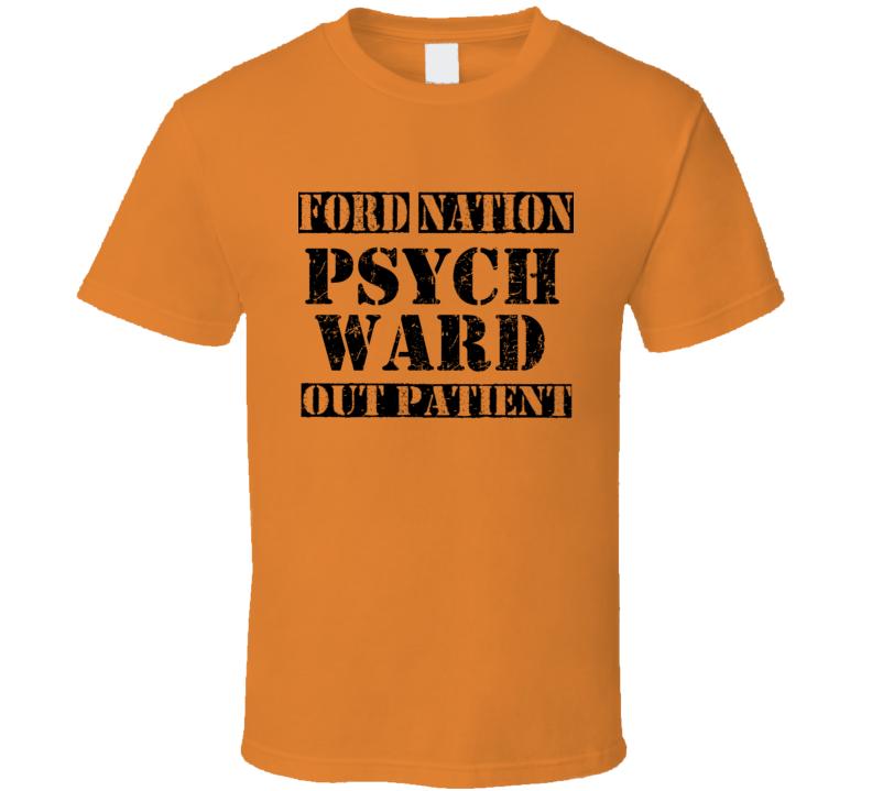 Doug Ford Psych Ward T Shirt
