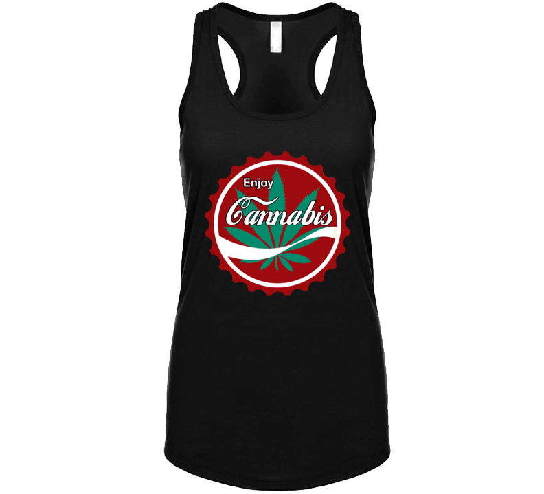 Enjoy Cannabis Ladies  Tanktop