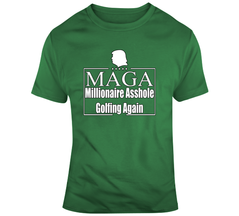 Maga Golf 1.0 T Shirt