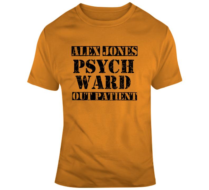 Alex Jones T Shirt